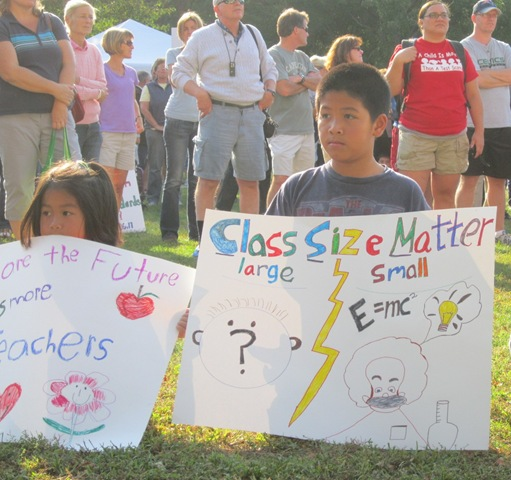 class size matters The most persuasive class-size research in the united states comes from a large experiment in tennessee that found students in small classes outperformed students in larger groups, even when .