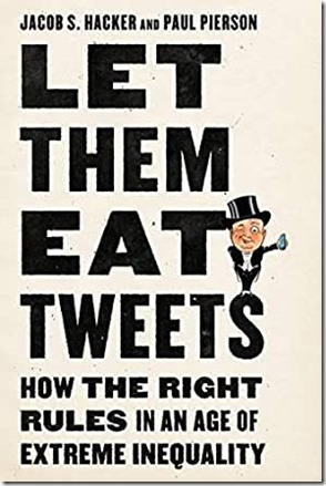 Let Them Eat Tweets - cover