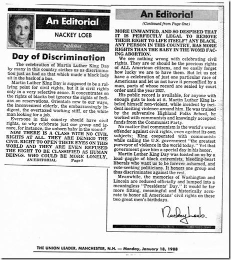 Nackey - Day of Discrimination