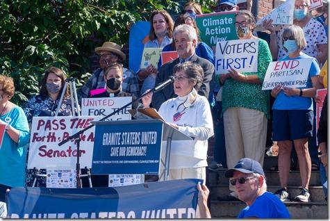 Voting Rights Press Conf 9-13-21